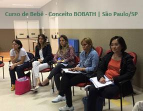 Curso de Bebê - Conceito BOBATH | São Paulo/SP